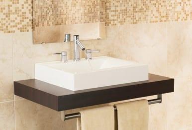 Moen T6110bn Double Lever Lavatory Faucet Trim With 3 5 8