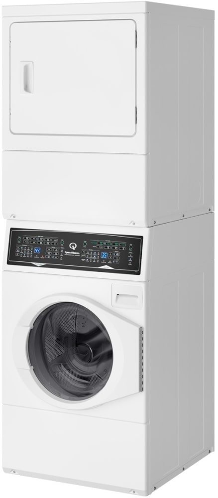Speed Queen Sf7000we 27 Inch Electric Laundry Center With