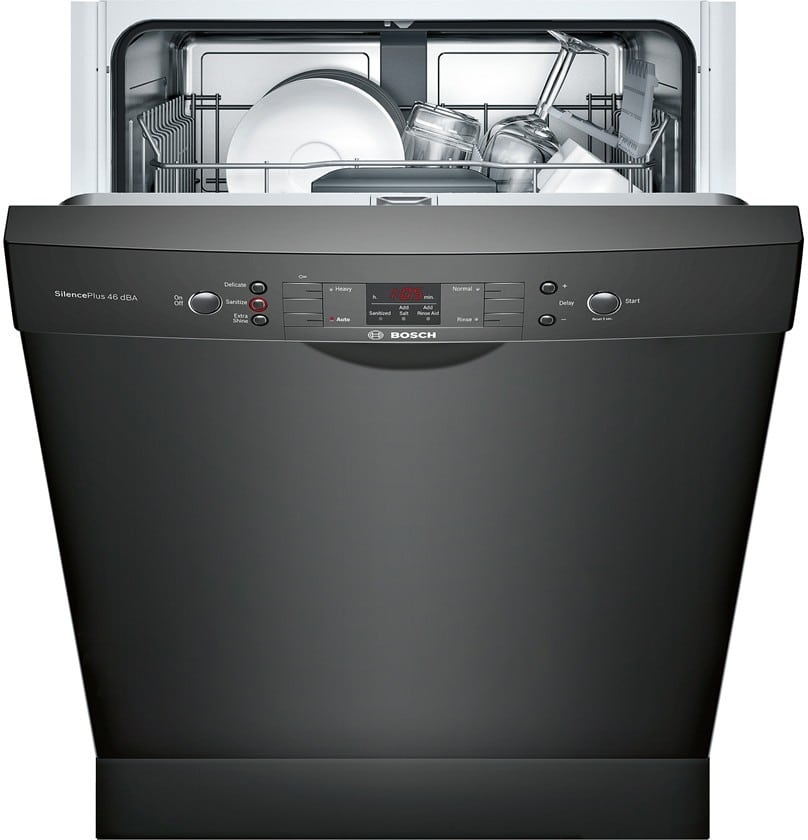 bosch sge53u56uc full console dishwasher with aquastop. Black Bedroom Furniture Sets. Home Design Ideas