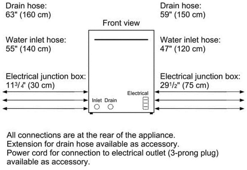 bosch 800 plus series dishwasher service manual