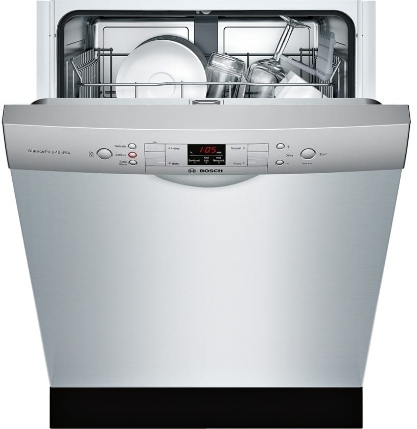 bosch sge53u55uc full console dishwasher with aquastop. Black Bedroom Furniture Sets. Home Design Ideas