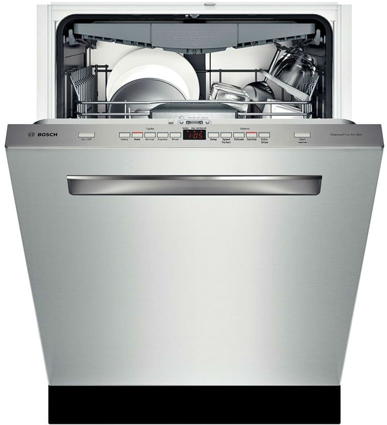 Bosch Shp65tl5uc 24 Inch Fully Integrated Built In