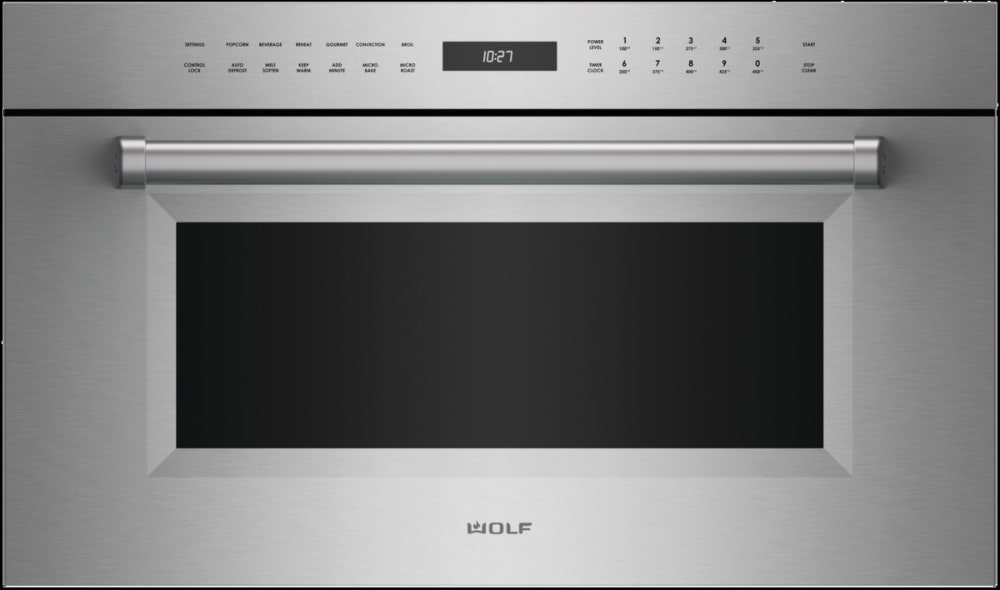 Wolf Spo30pmsph 30 Inch Electric Speed Oven With Dual