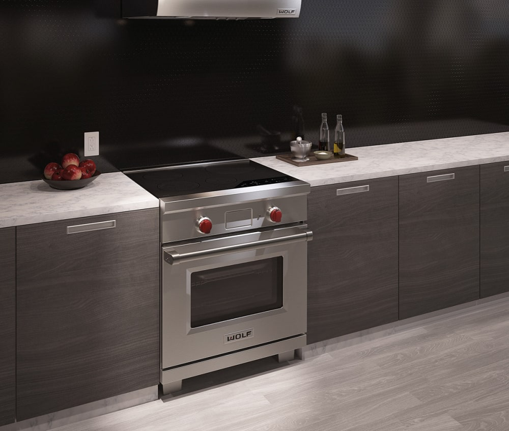 wolf 30 gas range. Wolf IR304PESPH - Four Induction Zones And 2-way Bridging Option Accommodate Different Pan Sizes 30 Gas Range