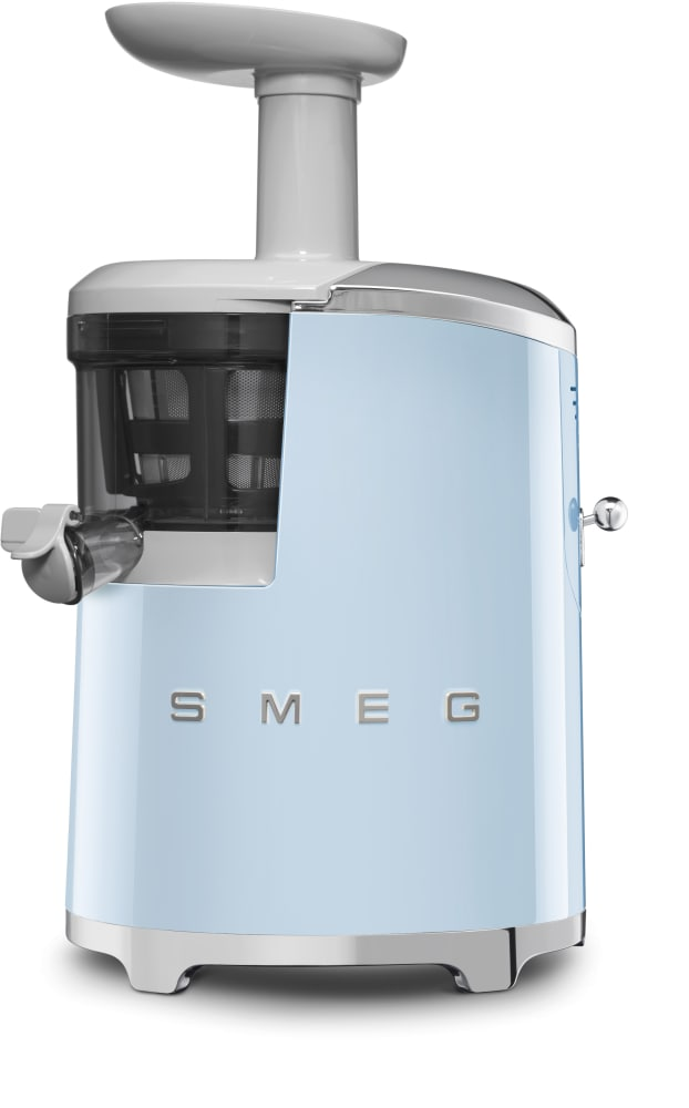 Retro Slow Juicer Review : Smeg SJF01PBUS 50 s Retro Style Slow Juicer with Slow Squeezing Technology , Tritan Juice ...