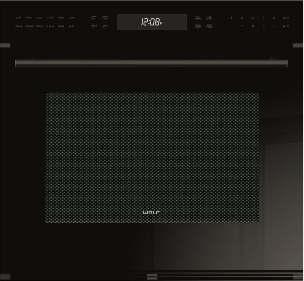 Wolf So30cebth 30 Inch Single Electric Wall Oven With 4 5