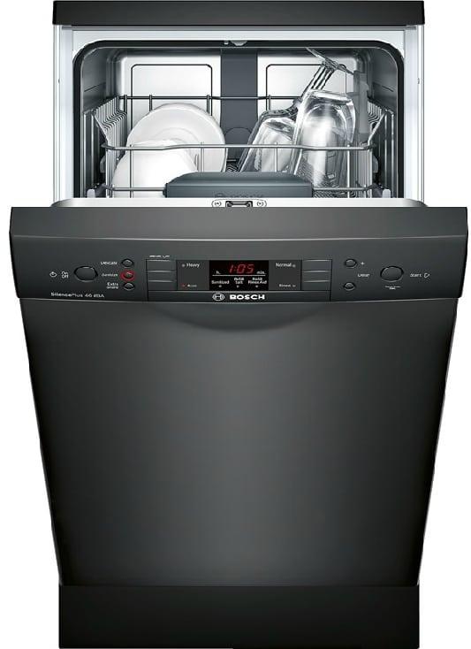 Bosch Dishwasher Black