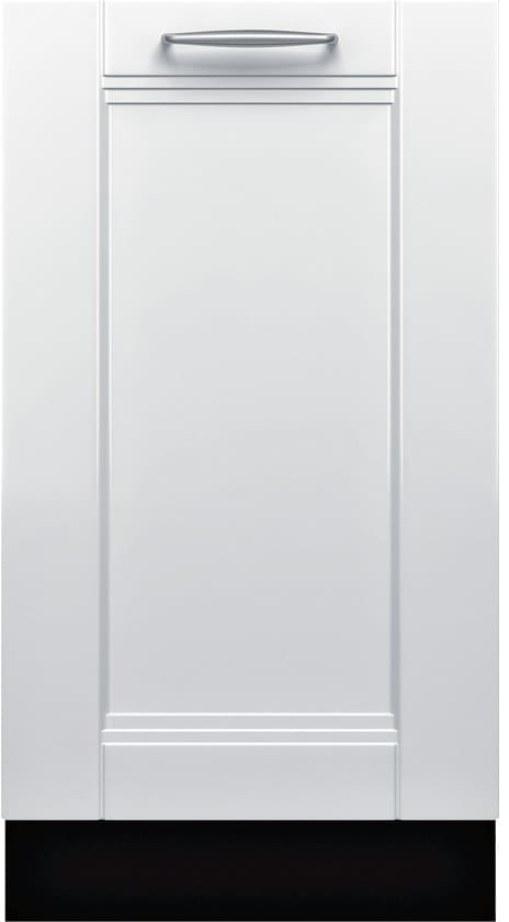Bosch Spv68u53uc 18 Inch Fully Integrated Panel Ready Dishwasher With 10 Place Settings 6 Wash Cycles 44 Dba Sound Level Aquastop Plus Infolight Rackmatic System Activetab Tray Water Softener Ada Compliant And Energy Star Rated