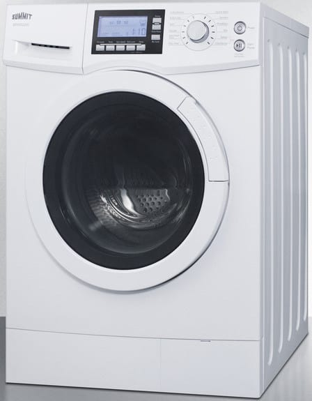 Summit Spwd2200 24 Inch Front Load Washer Dryer Combo With