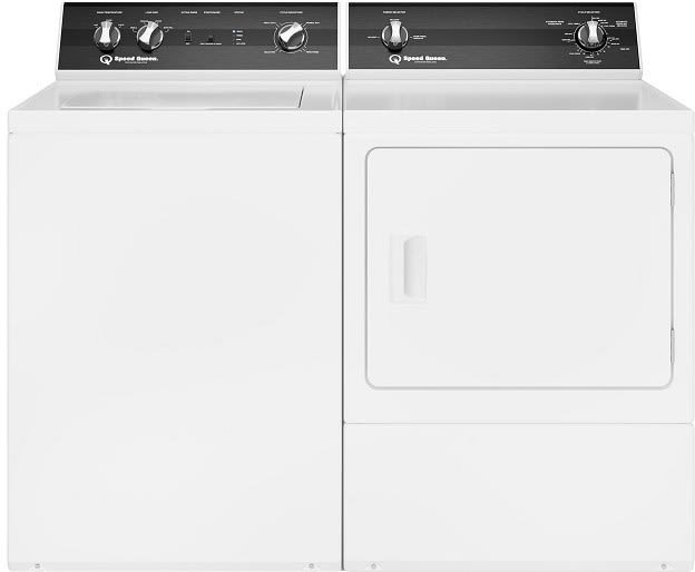 Speed Queen Tr3000wn 26 Inch Top Load Washer With 4 Preset