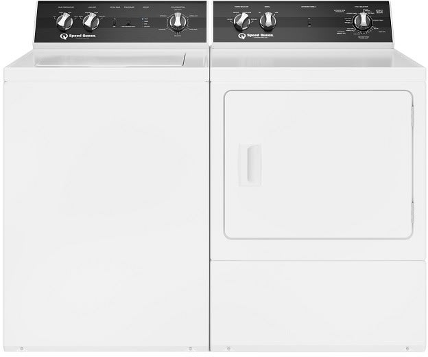 Speed Queen Tr5000wn 26 Inch Top Load Washer With 6 Preset