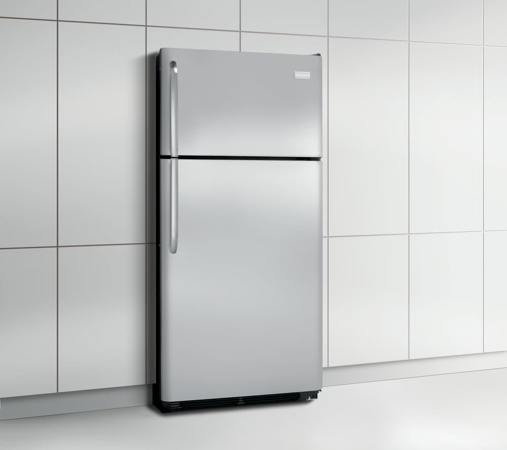 Frigidaire Appliance Logo frigidaire ffht1821q 30 inch top-freezer refrigerator with 18.0 cu