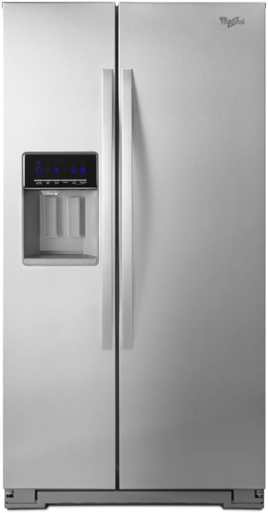 Whirlpool Wrs586fidm 25 6 Cu Ft Side By Side