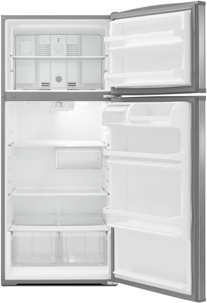 Whirlpool Wrt316sfdm 28 Inch Top Freezer Refrigerator With