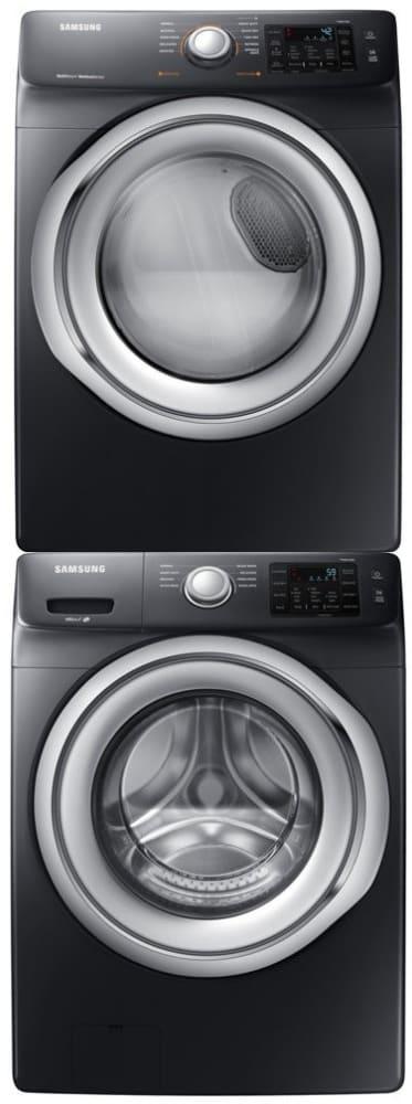 Samsung Sawadrev3003 Stacked Washer Amp Dryer Set With Front