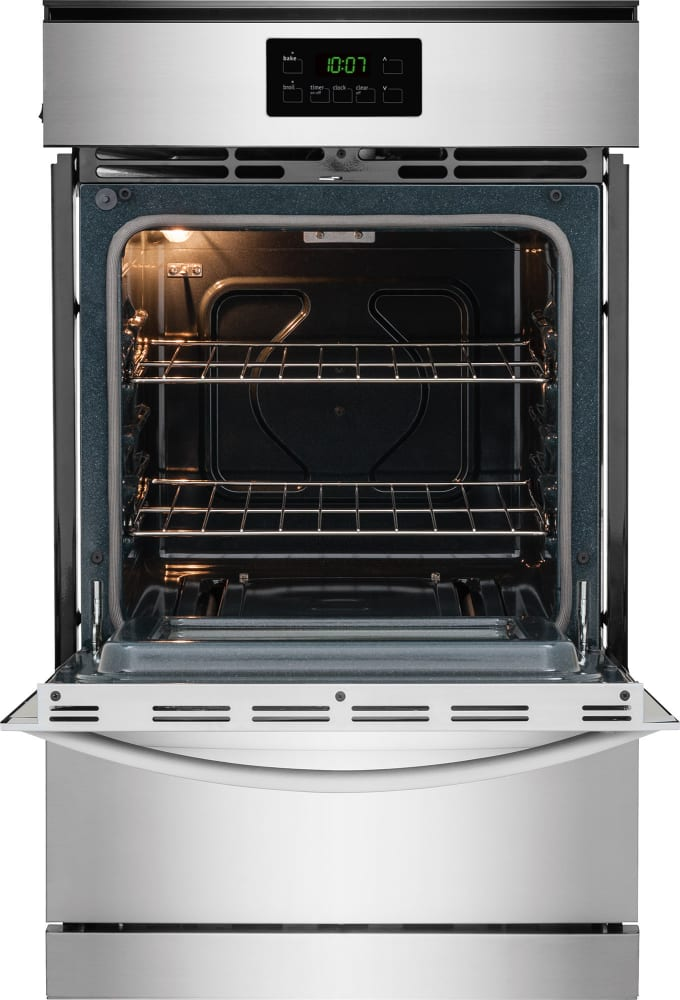 Frigidaire Ffgw2415qs 24 Inch Single Gas Wall Oven With