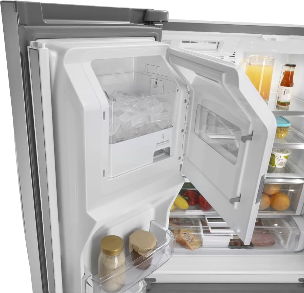 Maytag Mft2776dee 26 8 Cu Ft French Door Refrigerator
