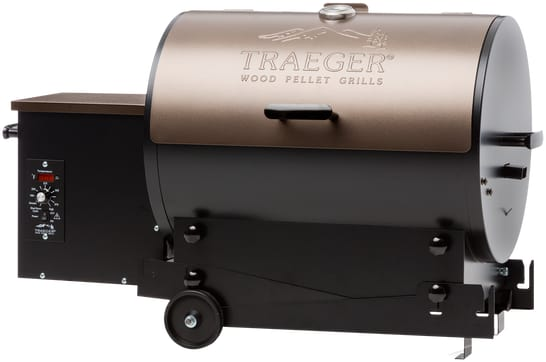 traeger tfb30lzb 39 inch freestanding wood pellet tailgater grill with 300 sq in grilling area. Black Bedroom Furniture Sets. Home Design Ideas