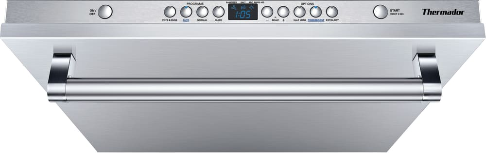 Thermador Dwhd440mfp 24 Inch Fully Integrated Dishwasher With Sens A