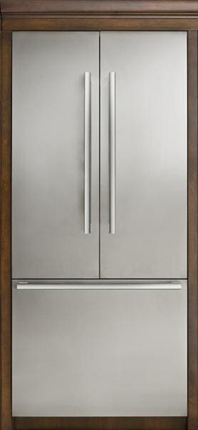 Thermador T36bt820ns 36 Inch Built In French Door Refrigerator With