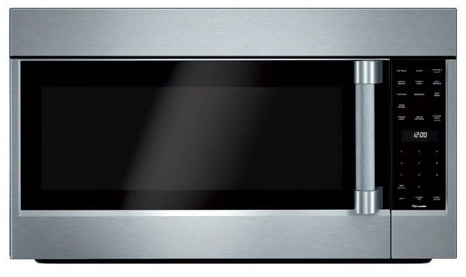 Thermador Masterpiece Professional Series Mu30rsu Otr Microwave From