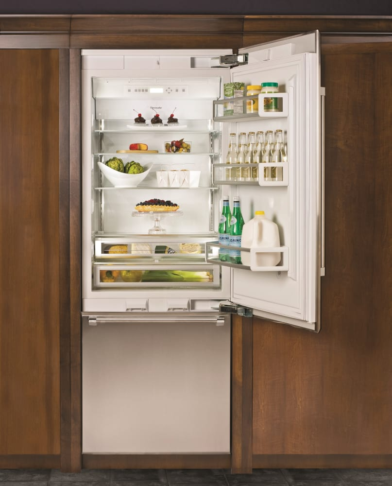 Thermador T30ib800sp 30 Inch Built In Bottom Freezer