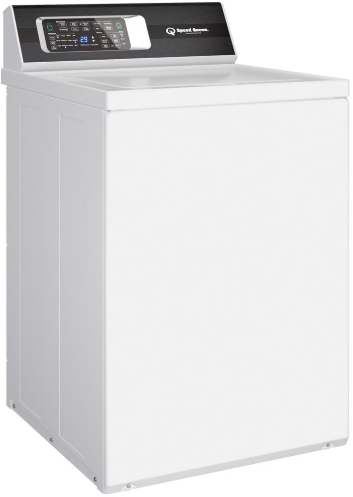 Speed Queen TR7000WN 26 Inch Top Load Washer with 8 Preset ...