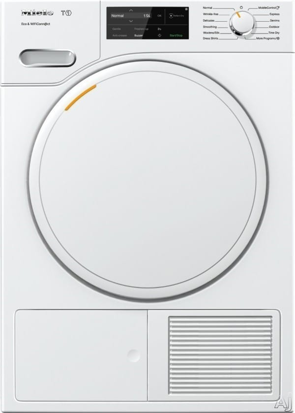 Miele Miwadrel16 Side By Side On Pedestals Washer Amp Dryer