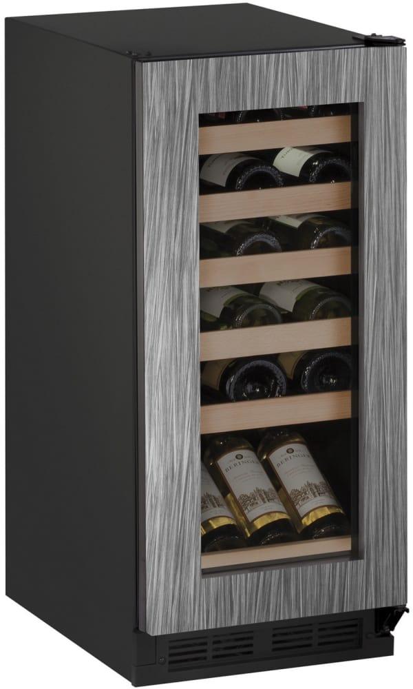 U Line U1215wcint00b 15 Inch Undercounter Wine Storage