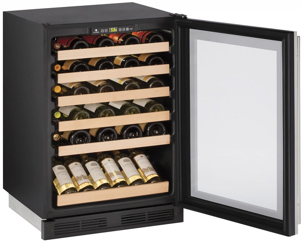 U Line U1224wcs00a 24 Inch Built In Wine Storage With 48