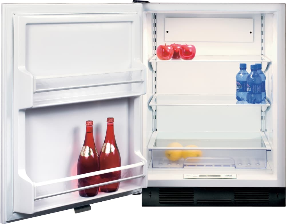 Sub-Zero UC24RLH 24 Inch Built-in Undercounter All-Refrigerator with on