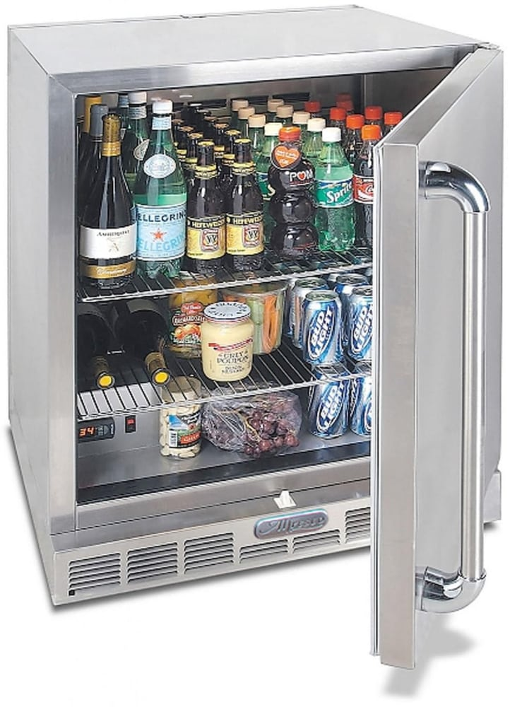 Alfresco Urs1xe 7 25 Cu Ft One Door Refrigerator