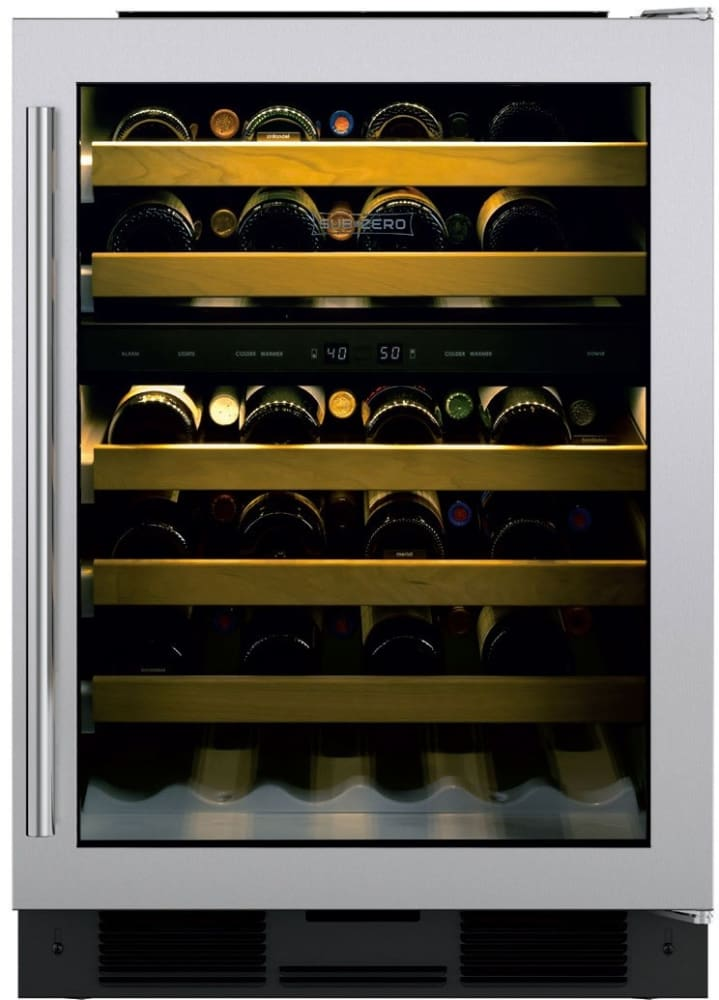Sub Zero Uw24sthrh Uw 24 Undercounter Wine Storage With Right