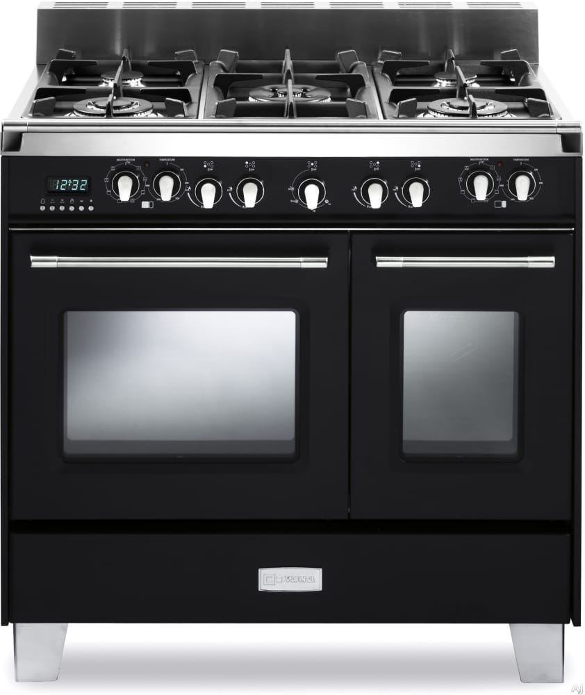 Verona Vclfsge365d 36 Inch Pro Style Dual Fuel Range With