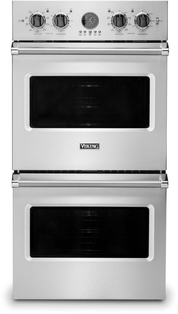 Viking Vdoe527ss 27 Inch Double Wall Oven With 8 4 Cu Ft