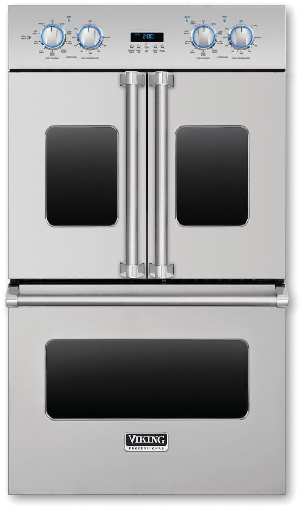 wolf 30 inch double oven price m series french door wall lights on e
