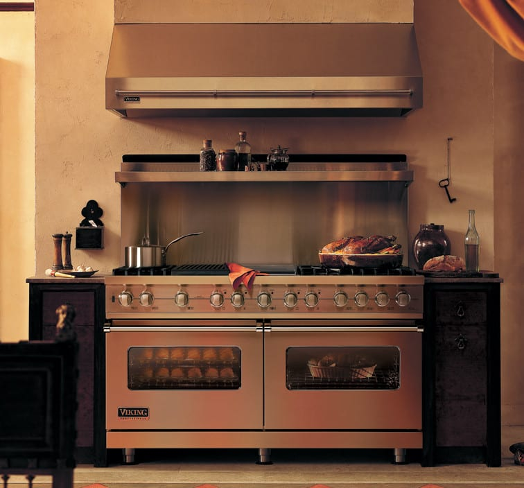 Viking Vdsc5606gqbk 60 Inch Pro Style Dual Fuel Range With