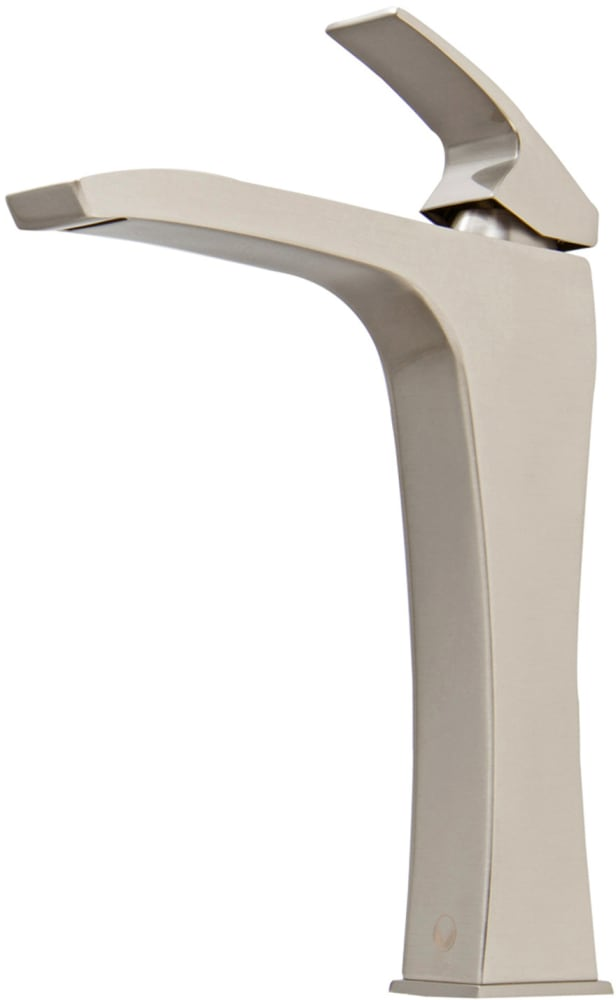 Vigo Industries Vg03018bn Single Lever Cast Spout Bathroom