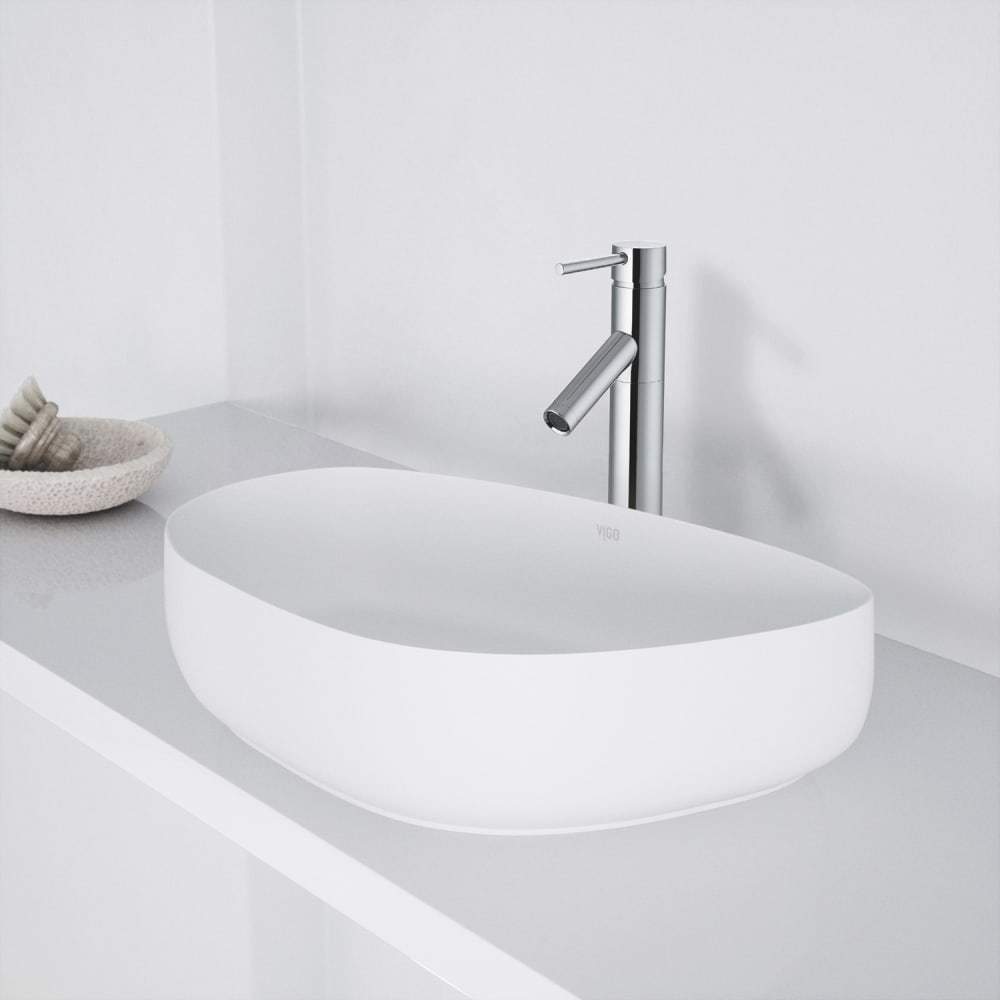 Vigo Industries Vessel Sink Collection Vg04012 Lifestyle View