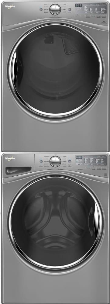 Whirlpool Wgd92hefc 27 Inch 7 4 Cu Ft Gas Dryer With