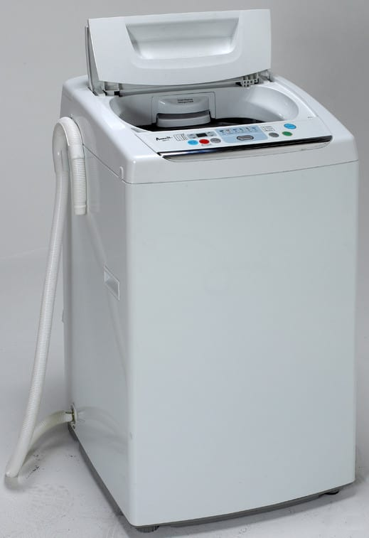 Avanti W511 20 Inch Portable Top Load Washer With 1 4 Cu
