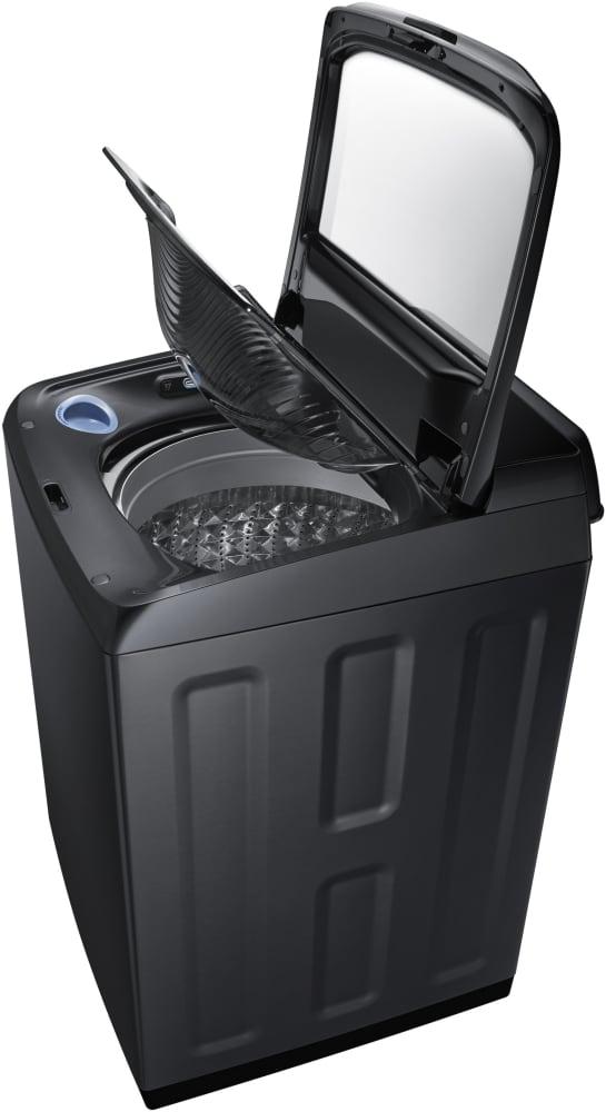 Samsung Wa50k8600av 27 Inch Top Load Washer With