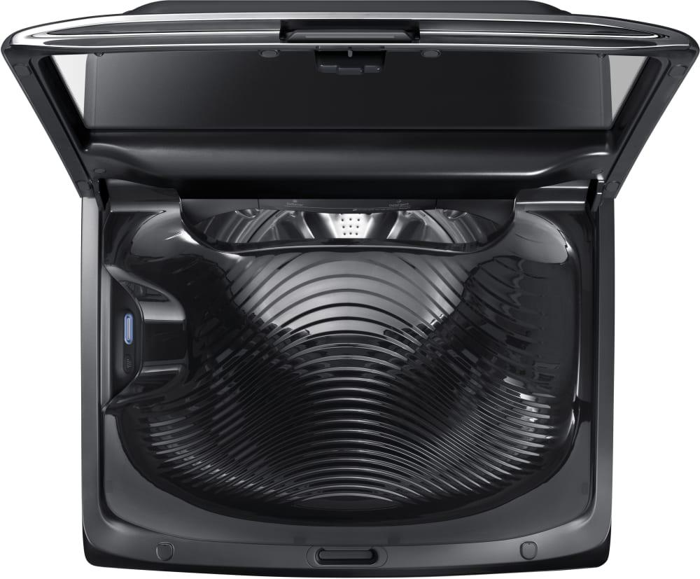 Samsung Wa52m8650av 27 Inch Top Load Washer With