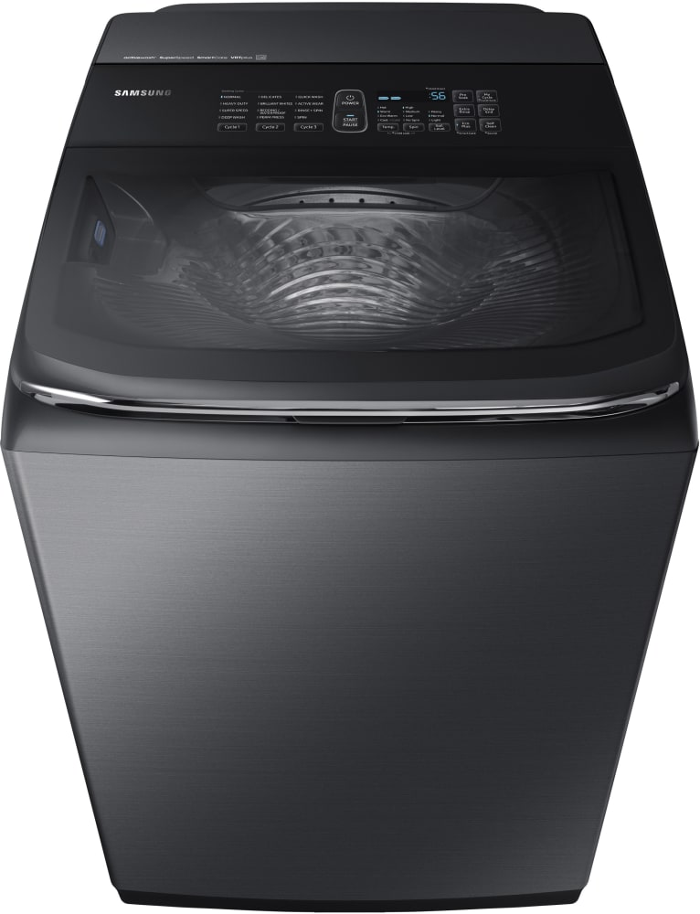 Samsung Wa52m8650av 27 Inch Top Load Washer With
