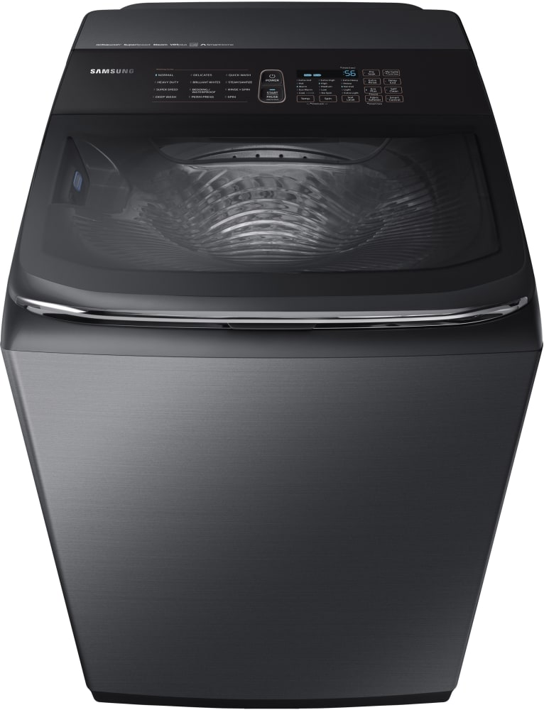 Samsung Wa54m8750av 27 Inch Top Load Washer With