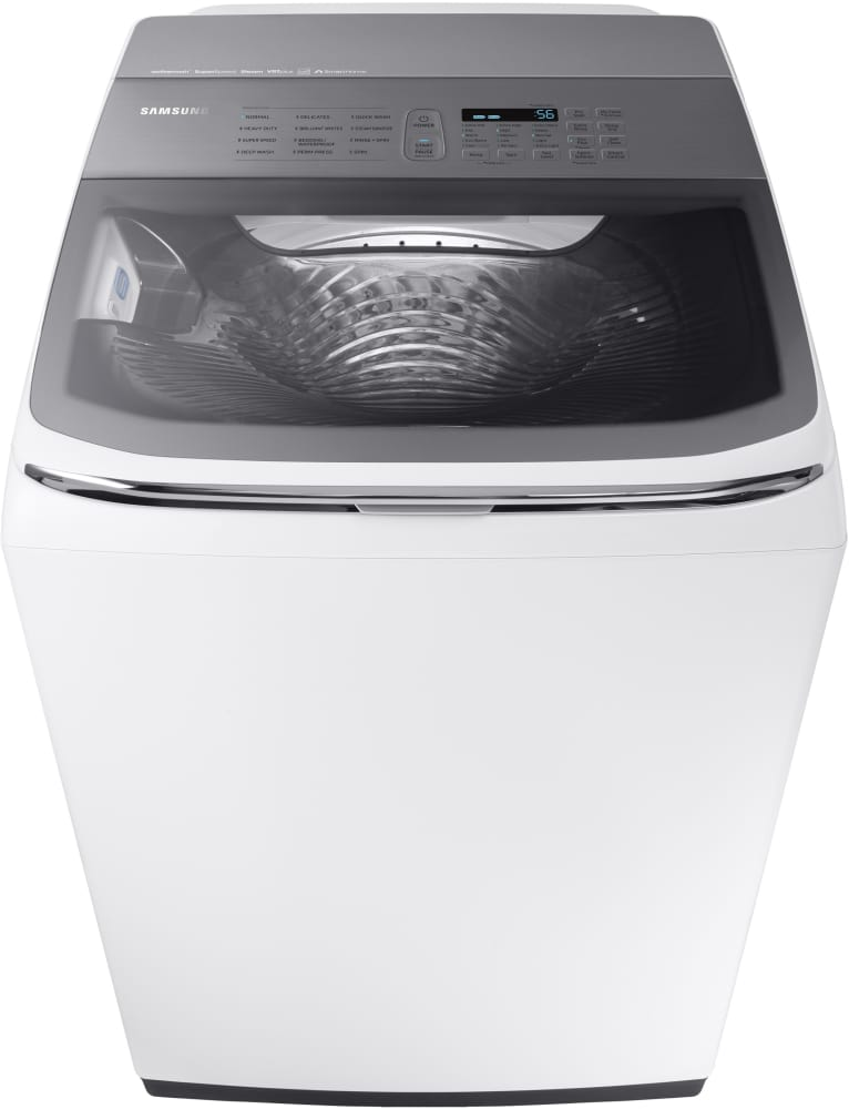 Samsung Wa54m8750aw 27 Inch Top Load Smart Washer With
