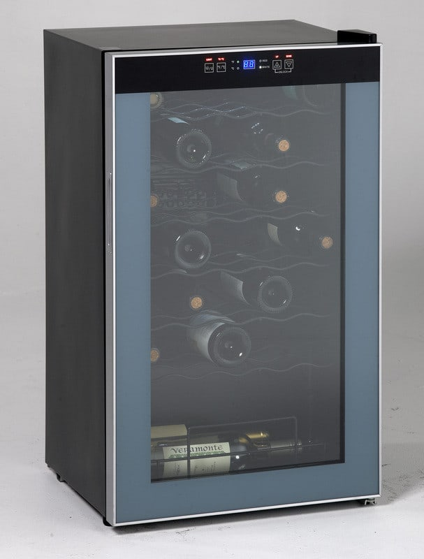 Avanti Wc3406 20 Inch Freestanding Wine Chiller With 34