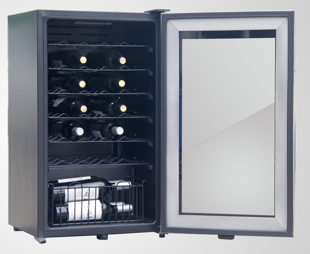 Avanti Wc34t2p 20 Inch Undercounter Wine Cooler With 34