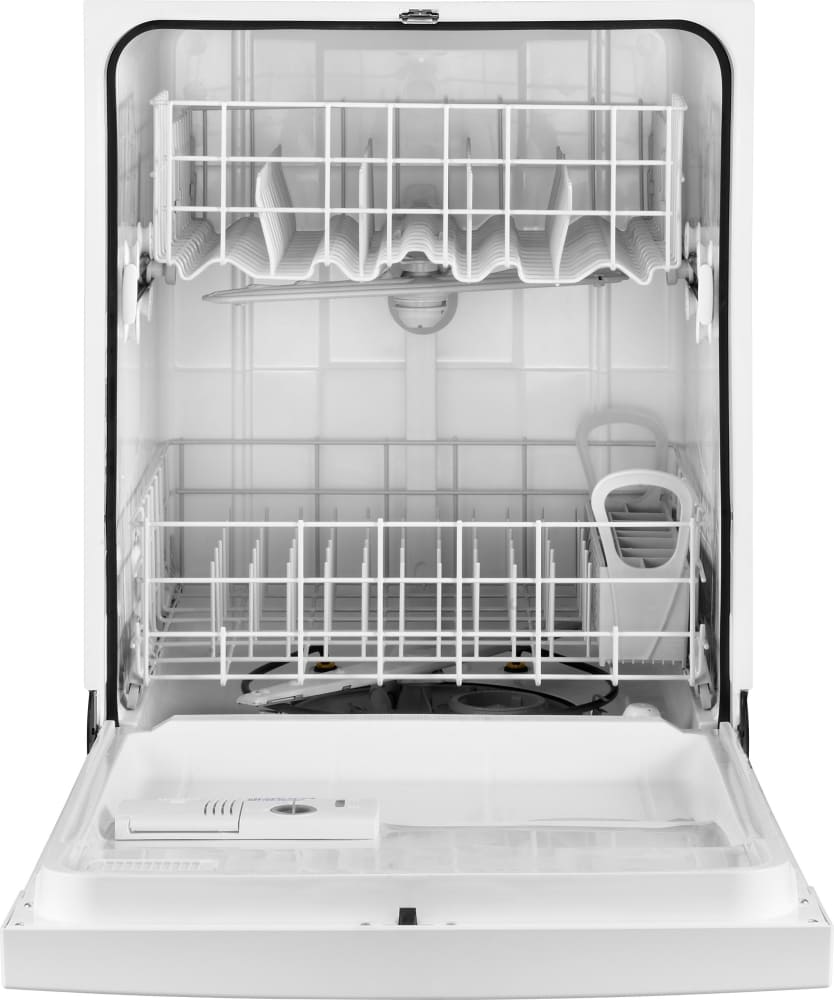 whirlpool wdfpaab full console dishwasher place whirlpool wdf310paab black whirlpool wdf310paab interior view