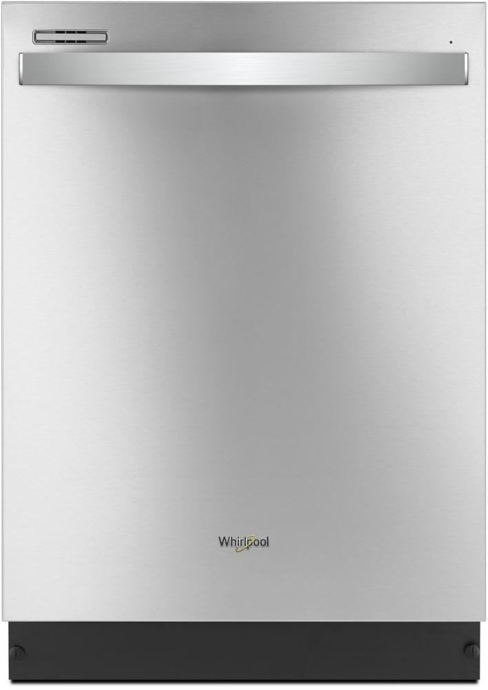 Whirlpool Wdt710pahz Fingerprint Resistant Stainless Steel Front